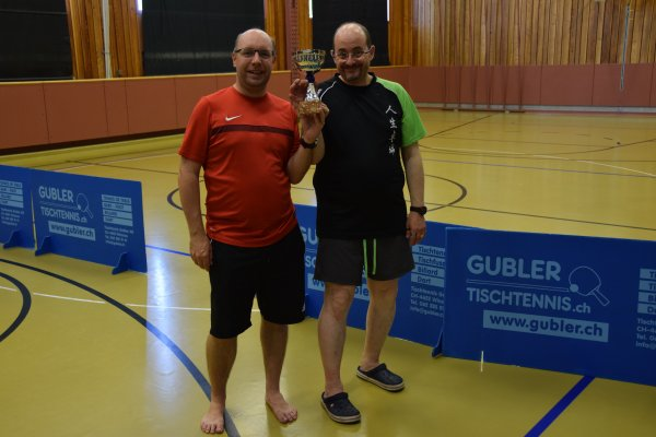 TOURNOI INTERNE - PALMARES