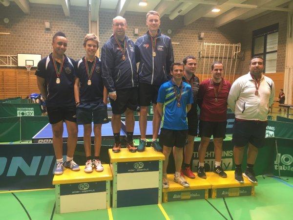 Championnats AVVF 2016