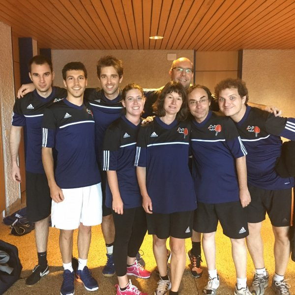 Tournoi de volley 2016