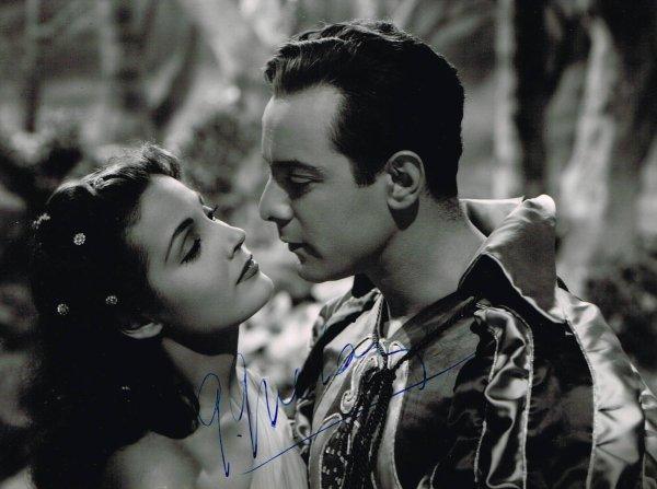 Georges Guétary et la belle Carmen Sevilla