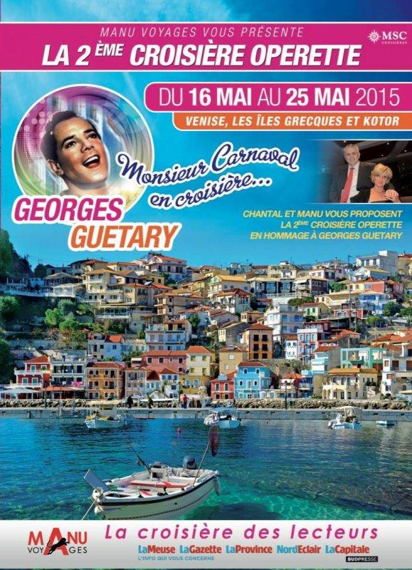 Georges Guétary. En route pour le centenaire