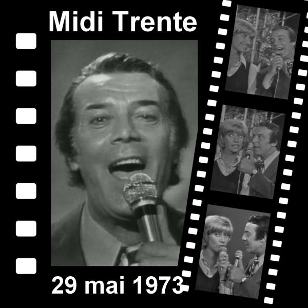 Georges Guétary. 29 mars 1973