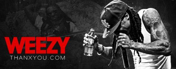 Lil Wayne écrit à ses Fans de sa Cellule