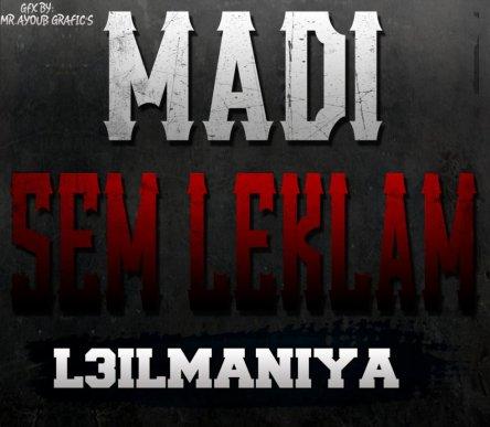 Madi Feat Sem Leklam
