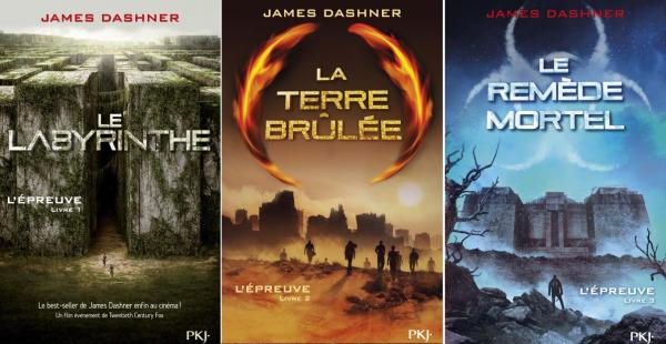 Mon avis sur : L'épreuve de James Dashner ( Film & Livre )