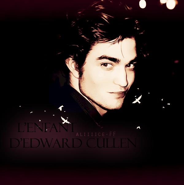 L'enfant d'Edward Cullen