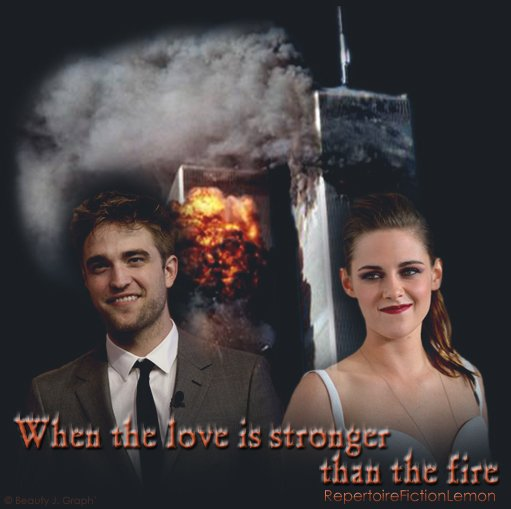 When the love is stronger than the fire