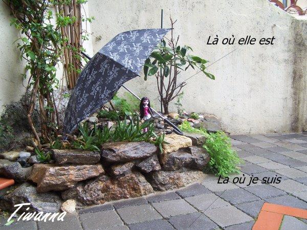 Il pleut 8D
