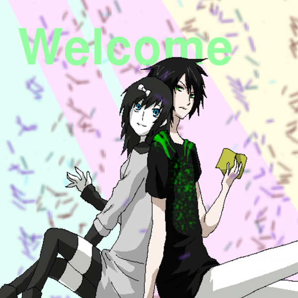 :) Okaeri - Bienvenue- Welcome :)