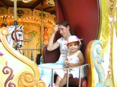 ma femme et ma fille