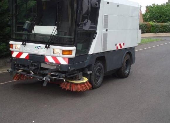 mon travail Mairie de Carpentras le service du nettoiement