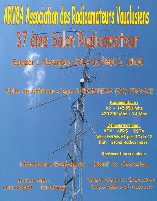 Salon Radioamateur de MONTEUX