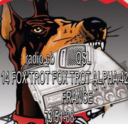QSL radio cb