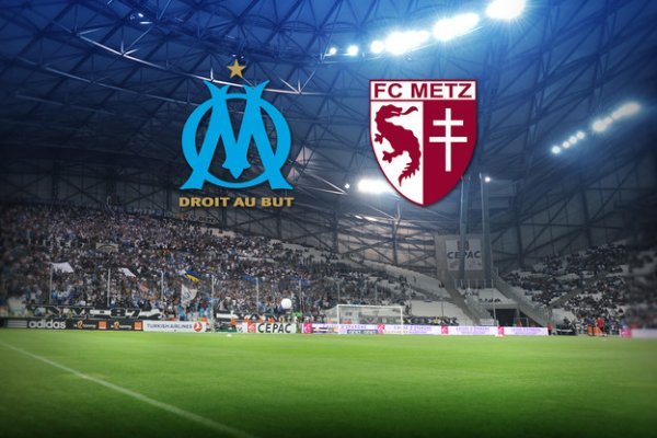 Olympique de Marseille - FC Metz