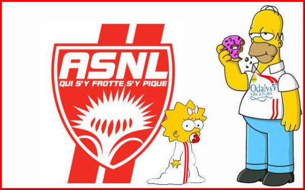 asnl Les Simpson