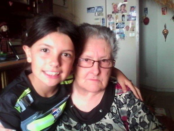 Ma fille et ma maman