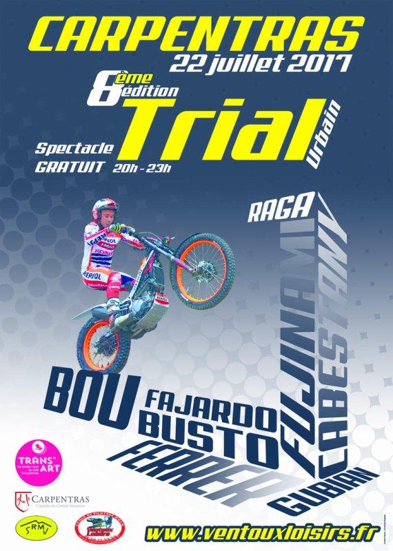 trial urbain 2017