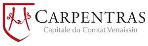 mon travail la ville de Carpentras