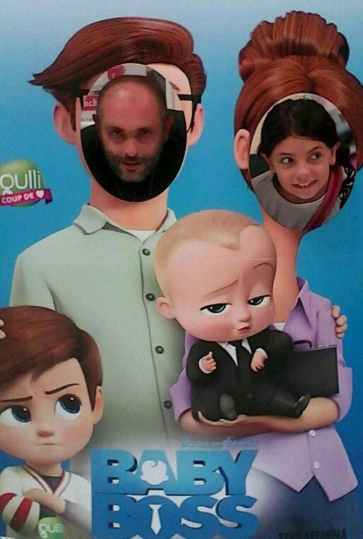 Moi et Ma femme et Ma fille