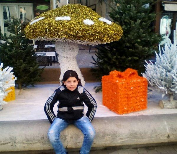 Ma fille mon petit c½ur