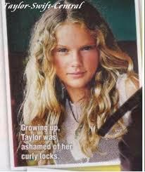 Taylor quand elle était enfant