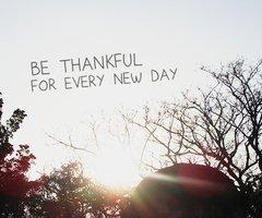 Commence chaque journée comme si elle avait été écrite pour toi. ♥