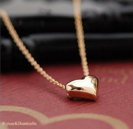 Produit n'23 : Collier coeur
