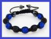 Produit n'32 : Shamballa Black & Blue