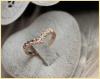 Produit n' 86 ; Anneau faux diamants