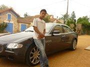 Nouvelle voiture , la même que celle de l'intouchable ;)