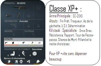 Classe Assaut :
