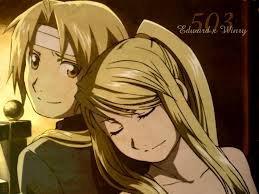 Edward Elric (et un peux Alphonse)