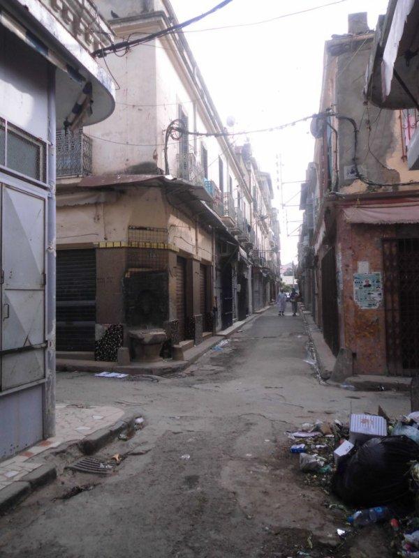 Patrimoine en péril à Blida