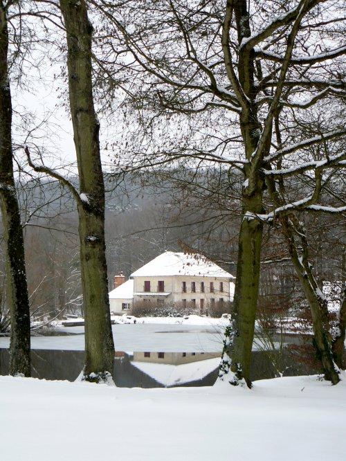 Compte-rendu hivernal : l'Hiver au Haras de La Cense