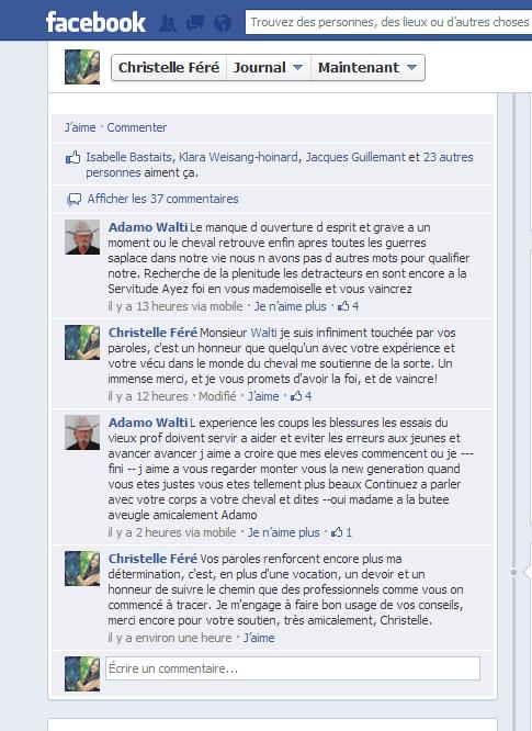 Merci à Clémence, Marie-Alix, et à un grand Monsieur, Adamo Walti....