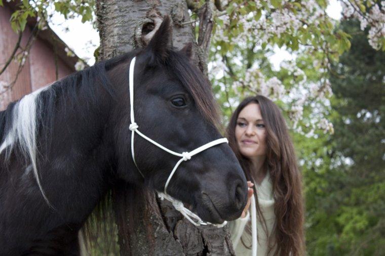 Les indiens vous présentent leur nouveau fournisseur partenaire en matériel d'équitation éthologique : Horse & Ropes