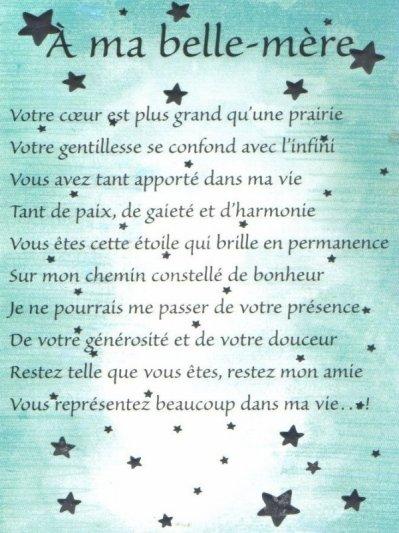 Proverbe Damour Pour Sa Maman Texte Pour Belle Maman