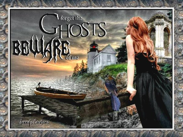 Forget the Ghosts - Jennys Creations