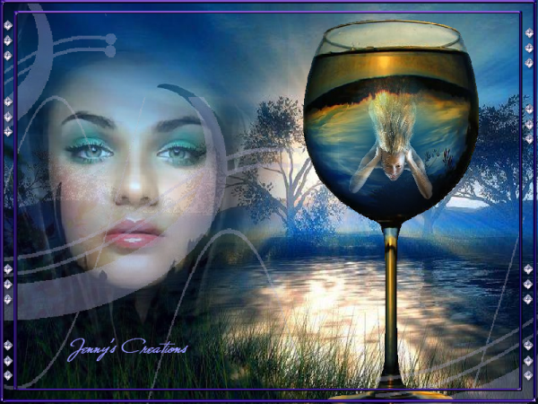 Water Magic - Jennys Creations