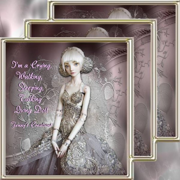Living Doll - Jenny's Creations