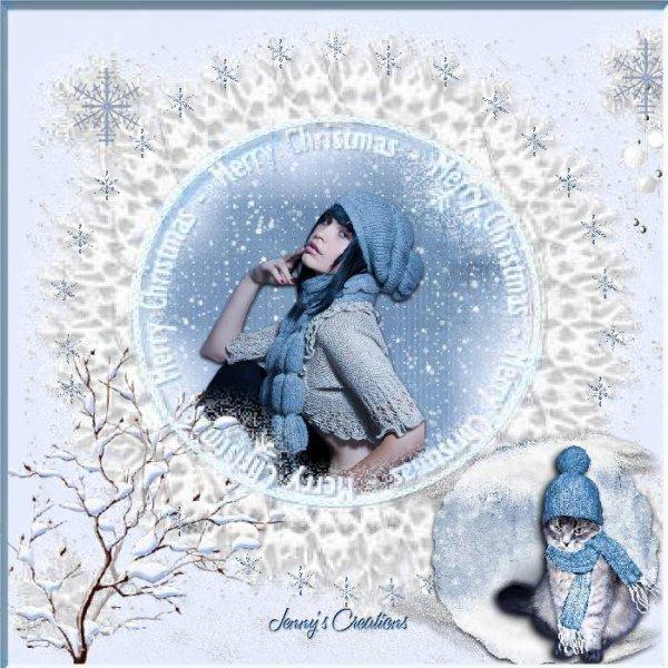 Pom Pom Christmas - Jenny's Creations