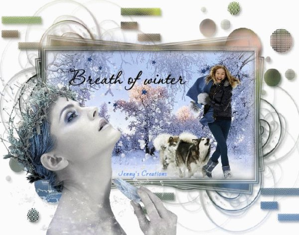 Breath of Winter - Jenny's Creations