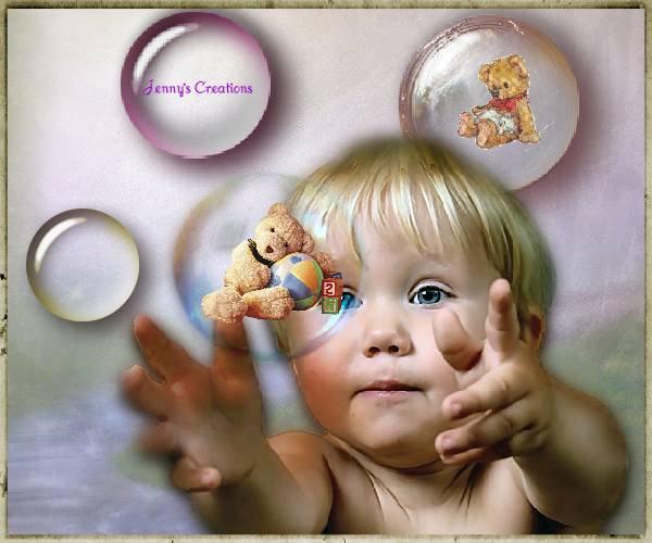 Bubbles - Jenny's Creations