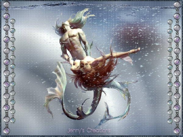 Merfolk - Jenny's Creations