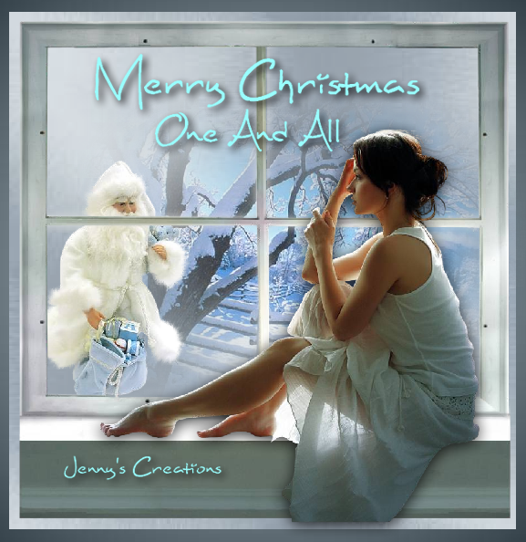 Merry Christmas One And All - Jenny's Creations