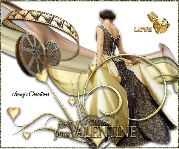 For Your Valentine - Jenny's Creations
