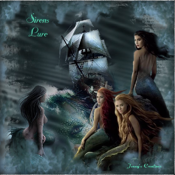 Sirens Lure - Jenny's Creations