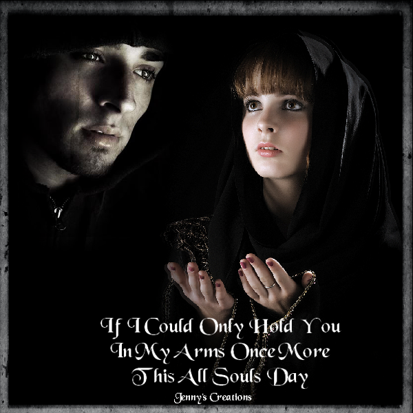 All Souls Day - Jenny's Creations