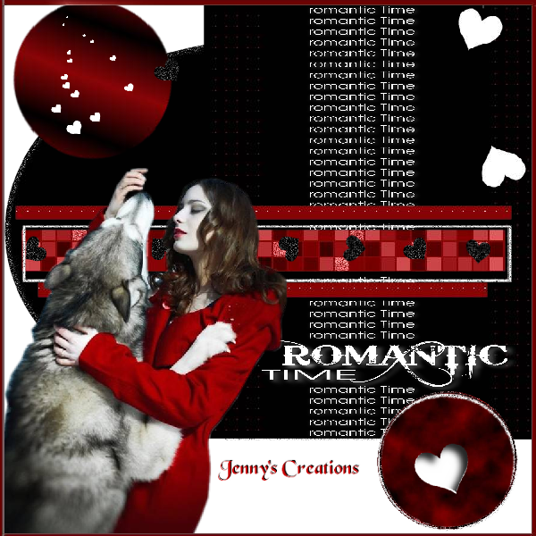 Romantic Time - Jenny's Creations