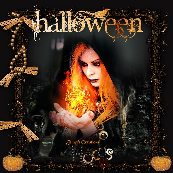 Jenny's Creations - Halloween.